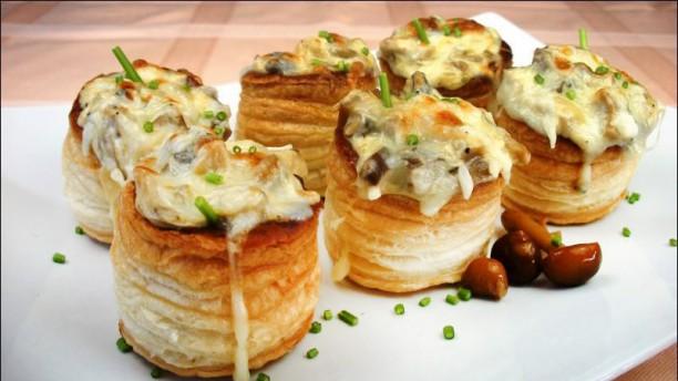 Restaurant Els Noguers Sugerencia del chef