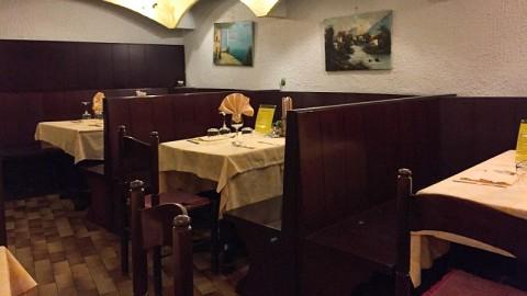 La Forchetta d'Oro, Como