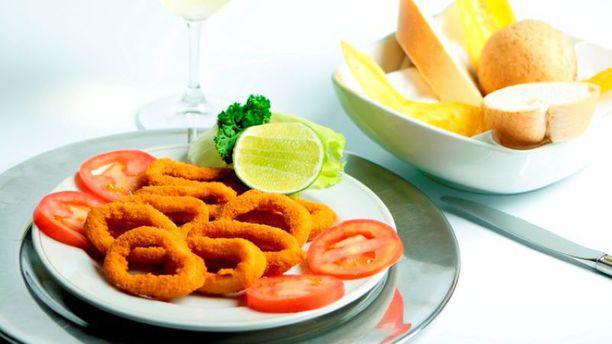 Frutos del Mar .