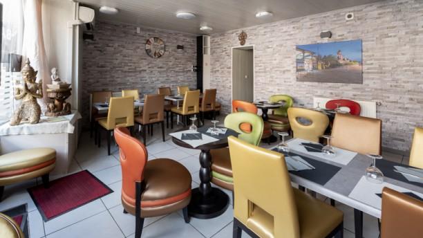Cafe Colombo Salle du restaurant