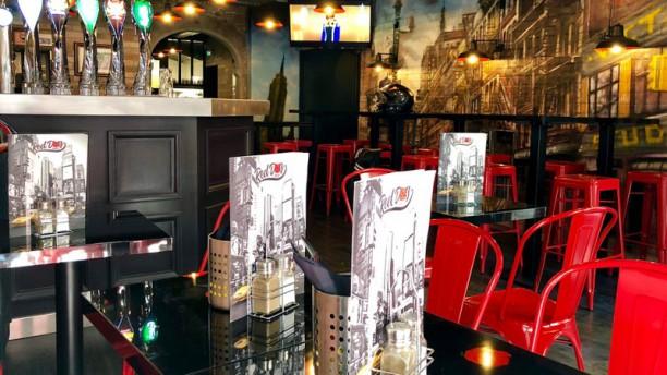 Red Dog Café Salle du restaurant