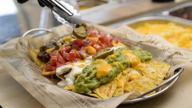 Tribu Burrito Sugerencia del chef