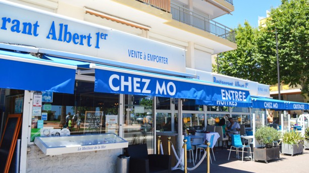 Restaurant Antibes Albert 1er