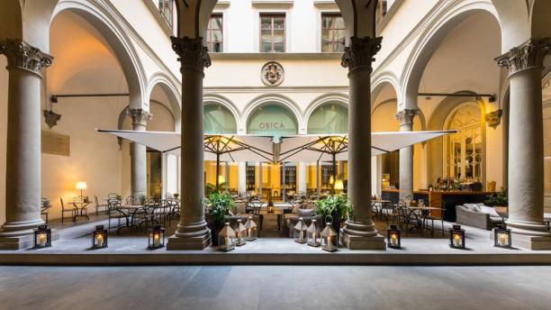 Obicà Mozzarella Bar - Firenze Veduta dell interno