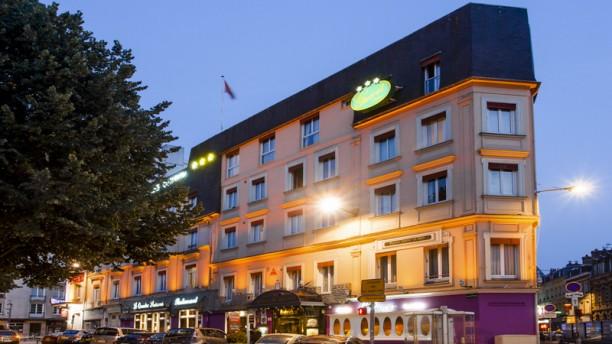 Le 4 Saisons Hotel restaurant