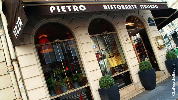 Pietro Bienvenue au restaurant Pietro