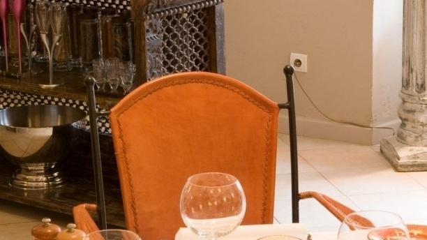 Auberge de Cheval Blanc Intérieur