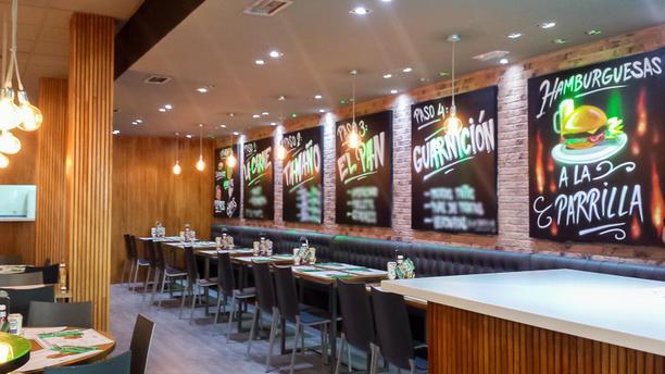 The Burger Lobby - Villaviciosa de Odón Vista sala