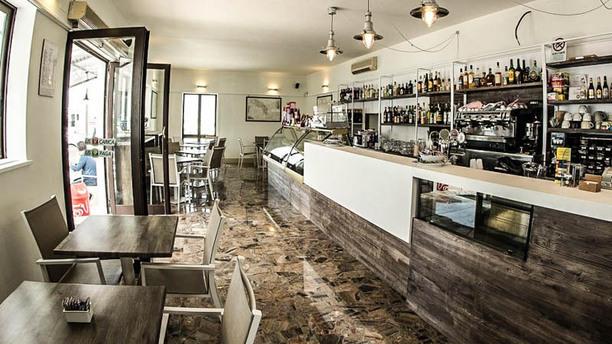 Bar del Porto Vista sala