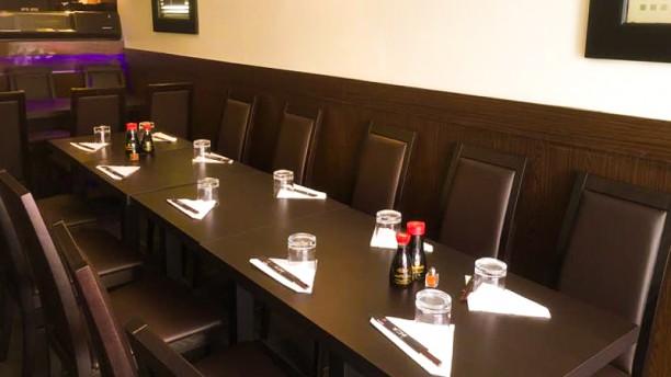 Tonkiyo Salle du restaurant