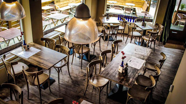 Eetcafé Rijncantine Het Restaurant