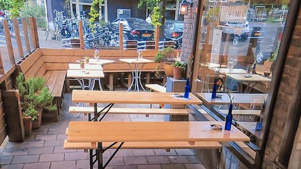 Eetcafé Rijncantine Terras