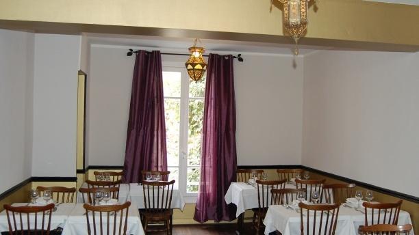 Taj'in Salle du restaurant