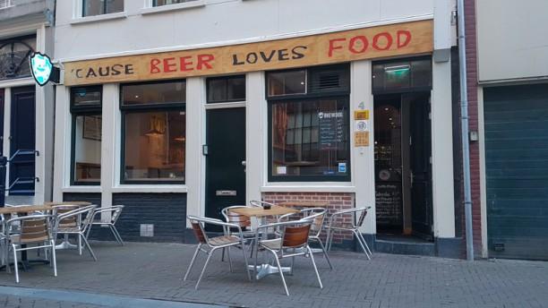 'cause BEER loves FOOD Restaurant