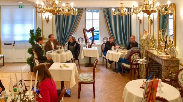 ReminiSens, Restaurant Théâtre Cour intrieure