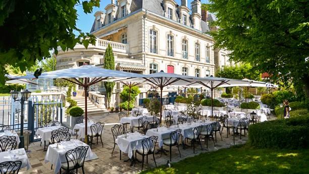 Brasserie Flo Excelsior Reims Vue d'ensemble