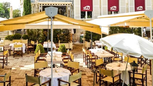 Brasserie Flo Excelsior Reims Terrasse