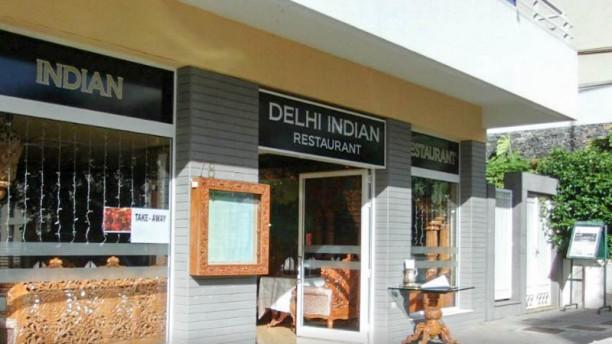 Delhi Indian Entrada