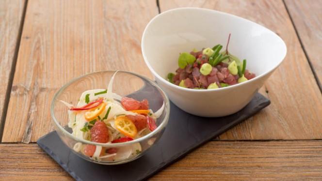 Sugestão do chef - M Bar, Cascais