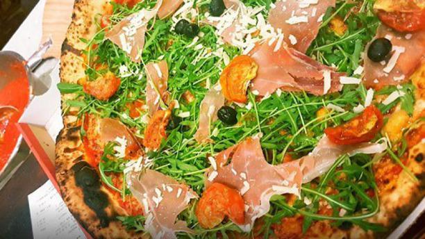 Pizza Del Piano pizza
