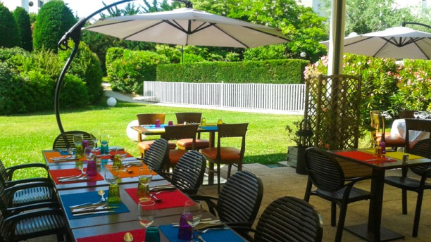 Le jardin d 39 axel in marseille restaurant reviews menu - Restaurant le jardin marseille ...