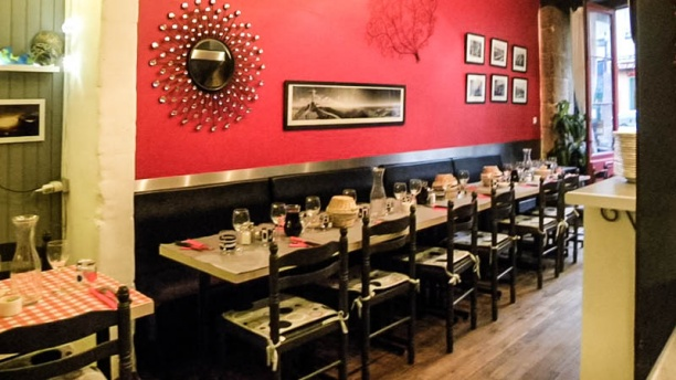 restaurant a carioca nantes 44000 menu avis prix et r servation. Black Bedroom Furniture Sets. Home Design Ideas