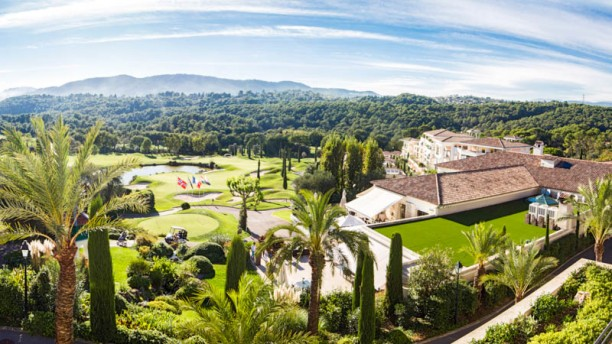 La Terrasse du 18 - Royal Mougins Resort Panorama