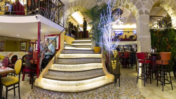 Casa Nissa Entrée du restaurant