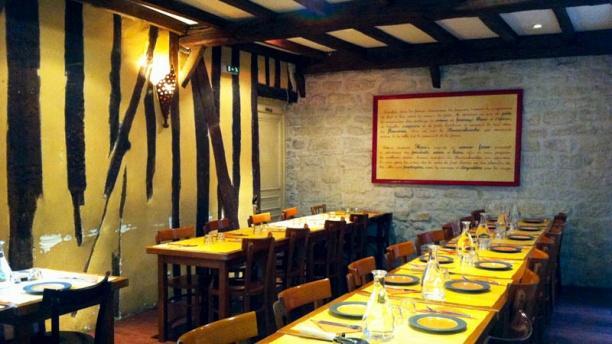 Restaurant Flam S Paris