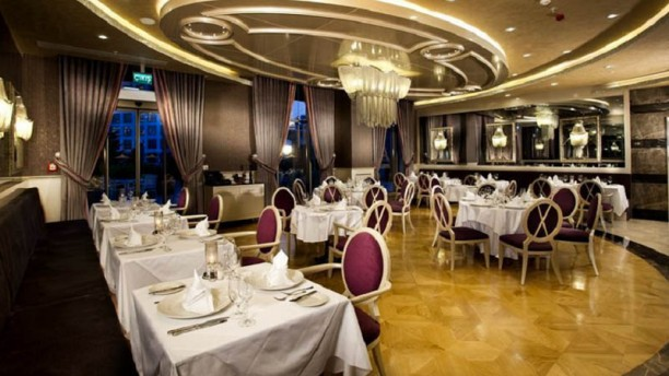 Mysia A la Carte - Limak Eurasia Luxury Hotel Dining hall