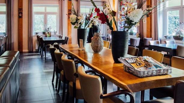 Brasserie Woods Zaal