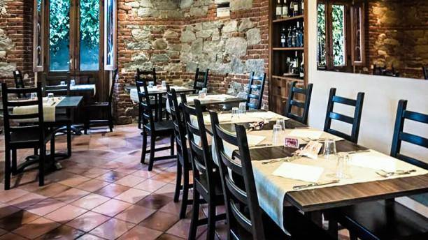 Mi Buenos Aires Sala del ristorante