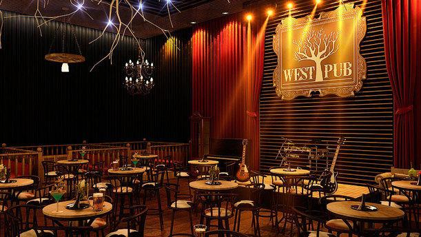 West Pub Pizzaria west pub 1