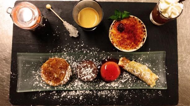 Le Trèfle Café gourmand