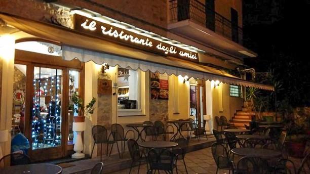 restaurant il ristorante degli amici vallebona menu