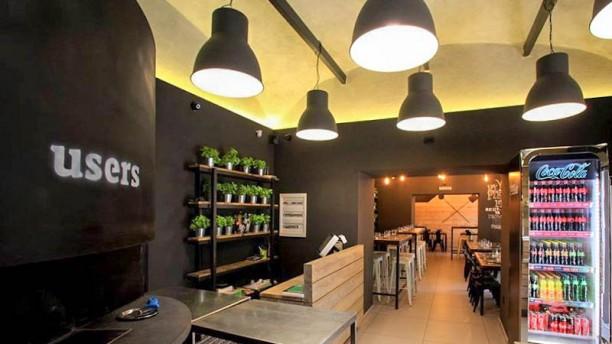 Users Pizzeria Sociale Vista sala