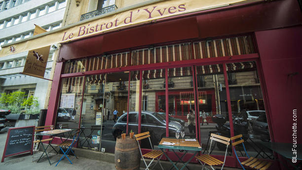 Le Bistrot d'Yves Le Bistrot d'Yves
