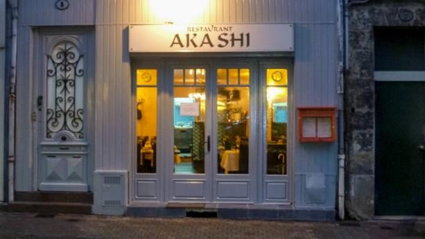 Akashi facade