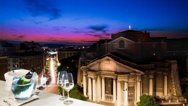 Gaetano Costa Le Roof La terrazza con vista
