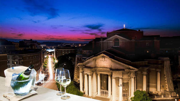 Gaetano Costa Le Roof In Rome Restaurant Reviews Menu And
