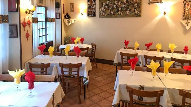Entoto - Restaurant - Paris