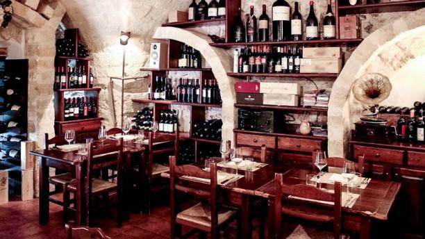 Opus Wine sala