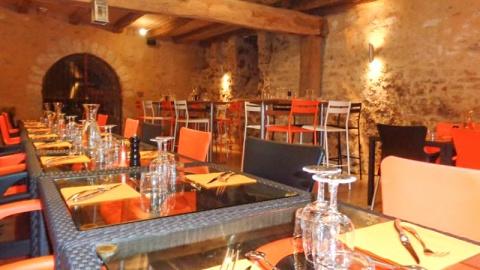 restaurant - Le 12 Restaurant - Maître Restaurateur - Airvault