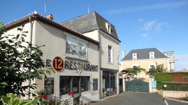 Le 12 Restaurant - Maître Restaurateur Le 12 Restaurant Cuisine Fait Maison Airvault
