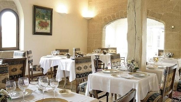 restaurant le vieux castillon castillon du gard menu. Black Bedroom Furniture Sets. Home Design Ideas