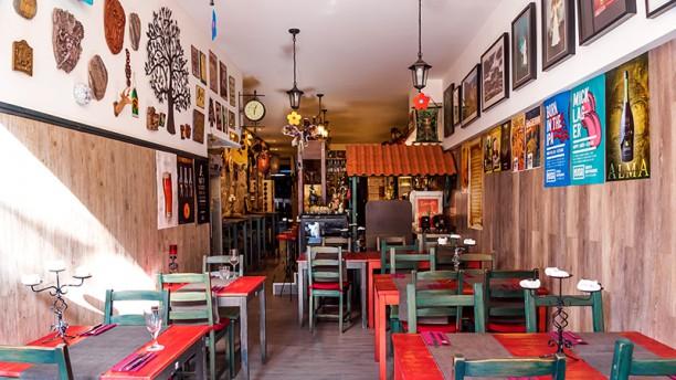 Restaurante Sidraria Celta Endovélico Sala