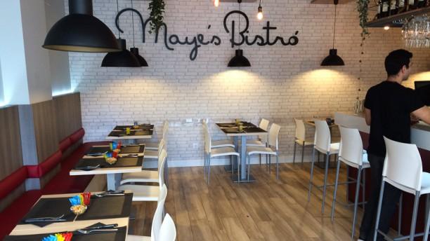 Maye's Bistró - Montecarmelo Sala
