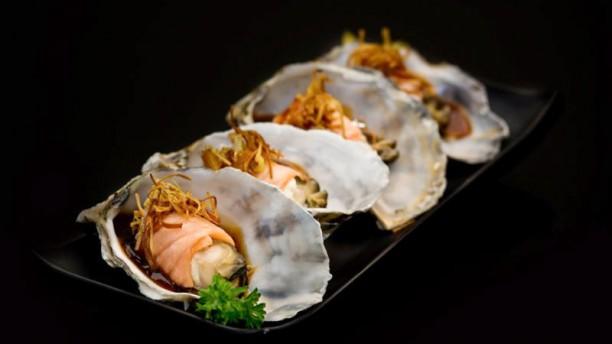 Jun Kappô Sushi Coqueiros comida