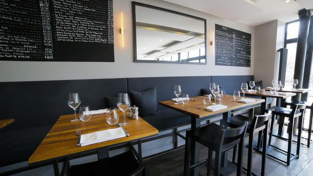 Restaurant la table de cyb le boulogne billancourt 92100 avis menu et prix - Restaurant la table des delices grignan ...