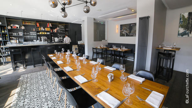 la table de cybèle in boulogne-billancourt - restaurant reviews